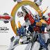 Custom Build: MG 1/100 Burning Hurricane Gundam [GBWC 2017]