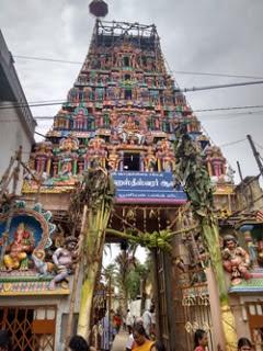 Kalahasteeswarar Temple Kumbakonam