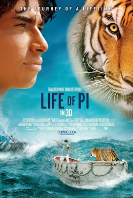 Life of Pi 2012 Dual Audio ORG Hindi 720p BluRay 1.1GB