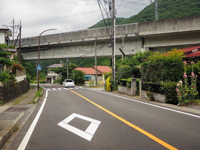 会津西街道 野岩鉄道