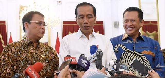 Soal Harga Gas, Presiden Jokowi Bilang Begini