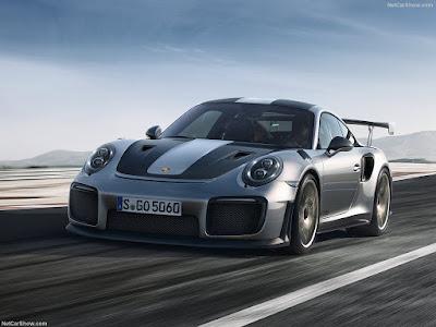 Porsche » 2018 911 GT2 RS- سيارات بورش 2017