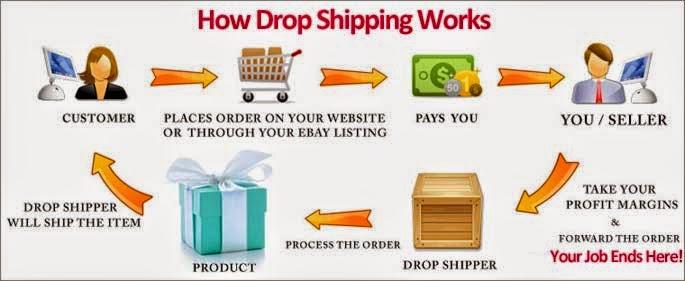 online dropship business plan