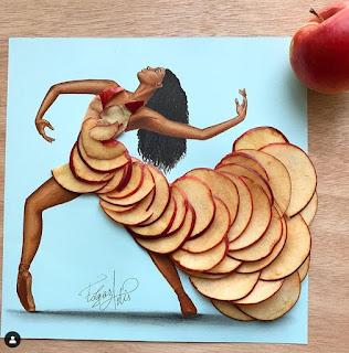 שמלות מתפוחים