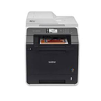 Brother MFC-L8600CDW Printer and Driver for Windows - Mac