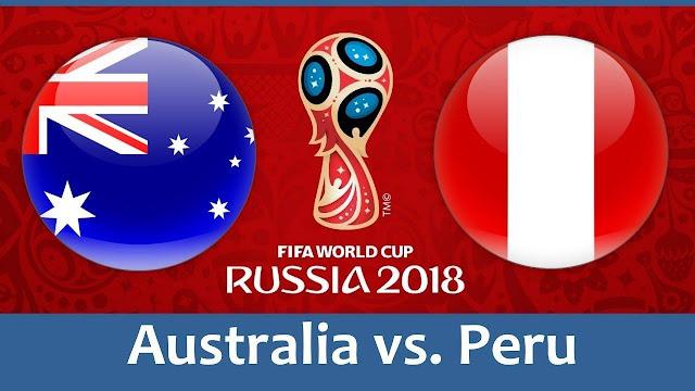 استراليا وبيرو