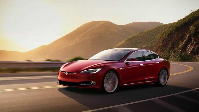 Tesla Model S-john legend