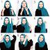 Gambar Cara Memakai Hijab Modern Style Simple Terbaru (Berhijab Style)