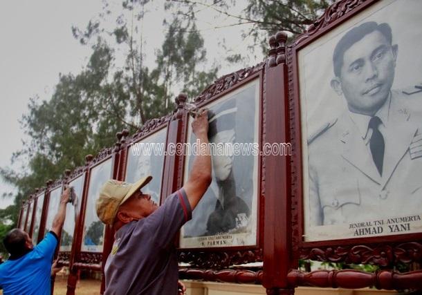 Monumen Pahlawan Pancasila, Saksi Bisu Kekejaman PKI Di