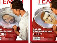 MedSos Kian 'Brutal': Editan Cover Majalah Tempo Jadi Konten Hoax Membully Menko LBP