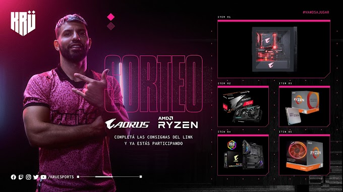 Sorteio de um PC Gamer + Kit Upgrade!