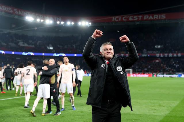 Post Apresiasi Untuk Manchester United Dan Ole Gunnar Solskjaer