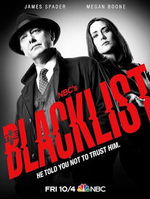 Blacklist Season 7 Poster