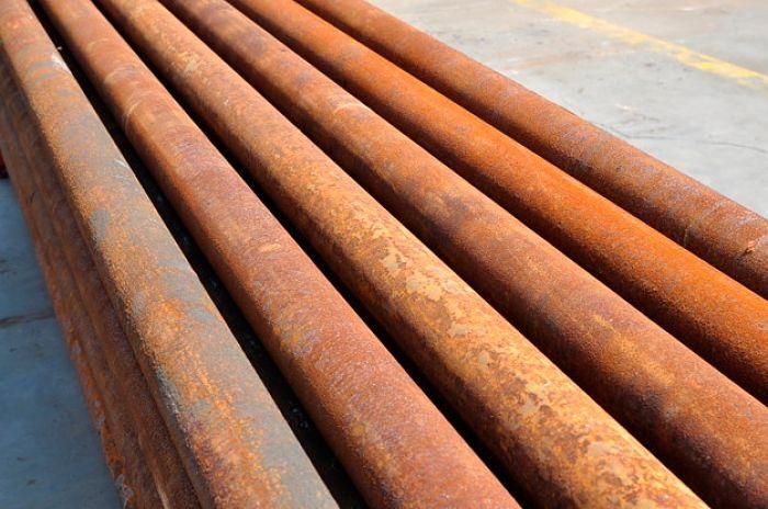 Corrosión generalizada en tuberías