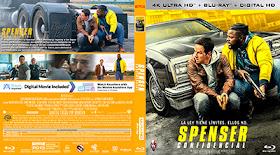 Caratulas Mountain Spenser Confidencial Spenser Confidential 2019 Blu Ray Cover