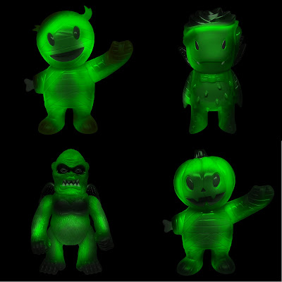 The Super7 20th Anniversary Sofubi Collection