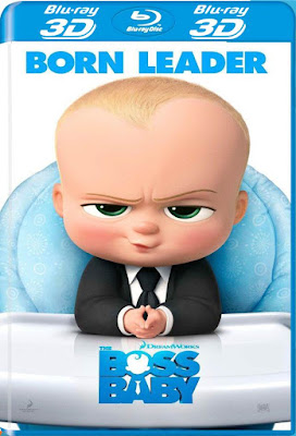 The Boss Baby 2017 BD25 3D Latino