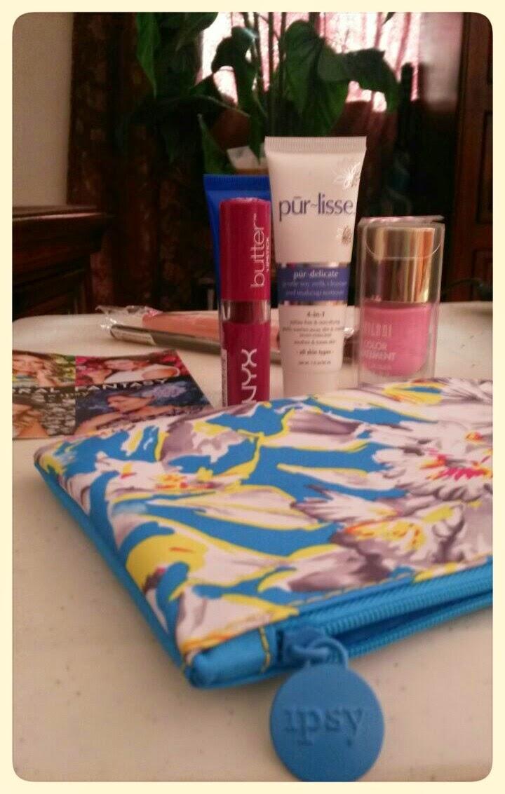 Ipsy March 2015 Glam Bag