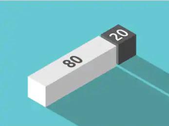 Ikuti Prinsip 80 20