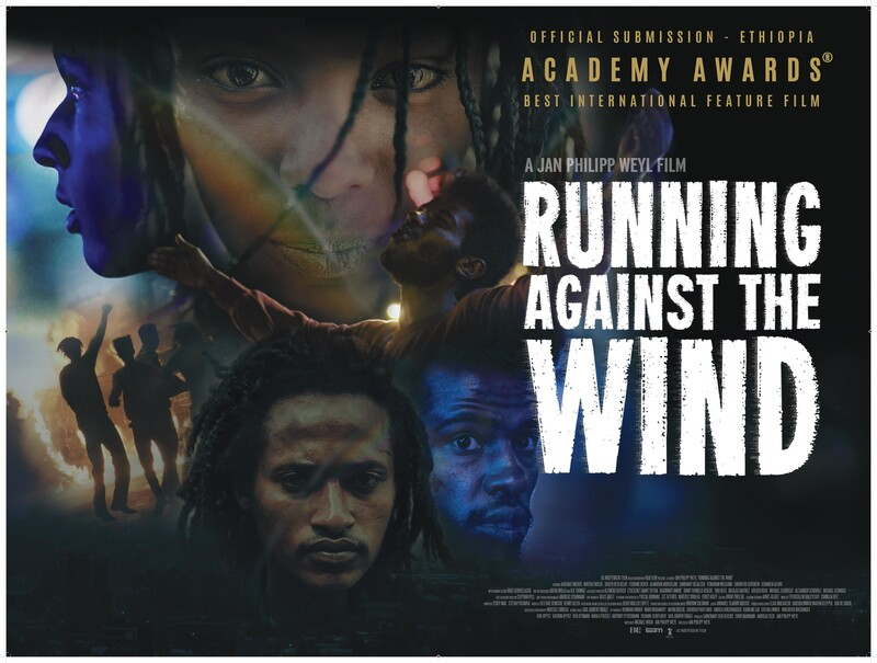 Running Against the Wind poster