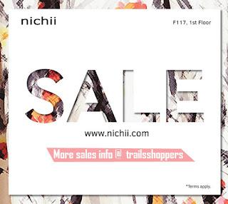 Nichii Sale 2016