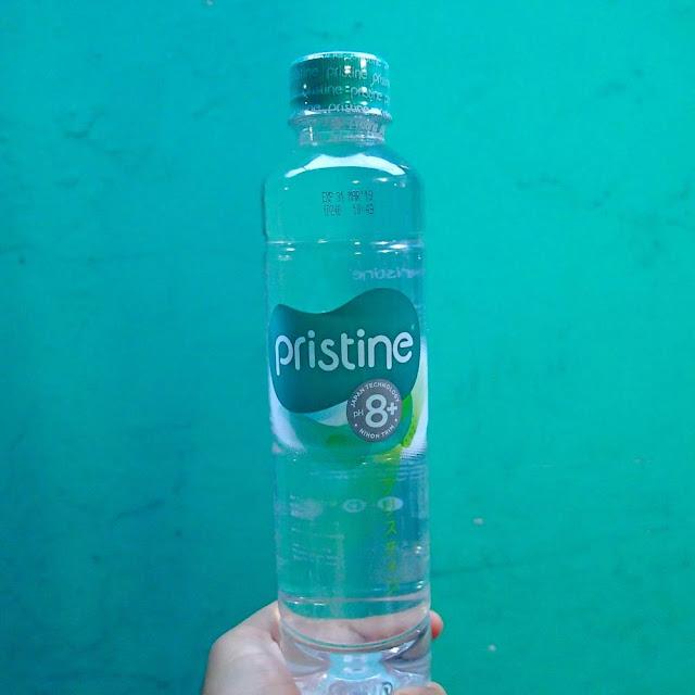Terapi Air Alkali, Pristine +, Untuk Kesehatan Lambung