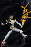 Power Rangers Lightning Collection Dino Thunder White Ranger 55
