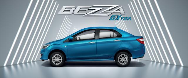 Promosi Perodua Bezza