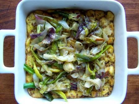 Frittata soffice al forno con verdure