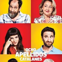 Poster Ocho apellidos catalanes 2015