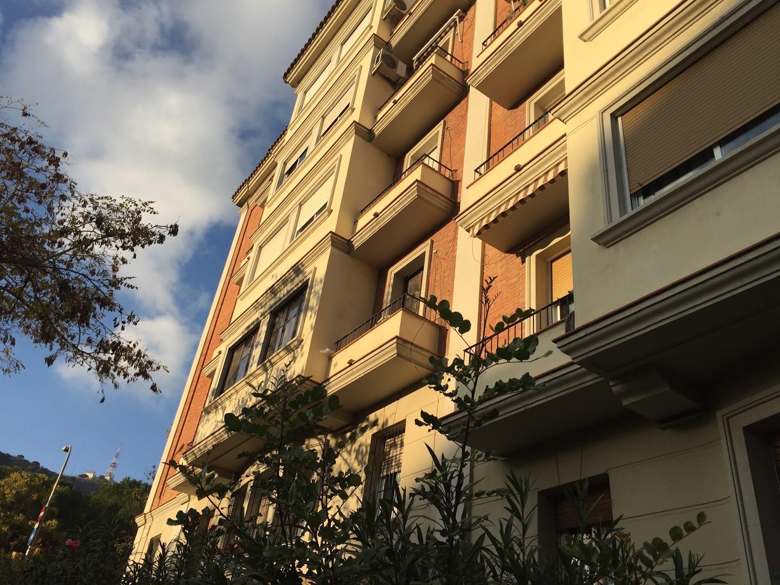 mieszkania Barcelona