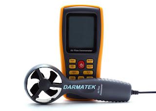 Jual Sanfix GM-8902 Digital Anemometer