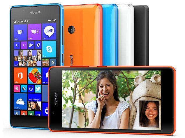 Microsoft Lumia 540 Dual, Harga dan Performanya Layak Dipertimbangkan