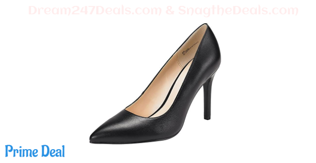 40% OFF  JENN ARDOR Stiletto High Heel Shoes for Women: Pointed, Closed Toe Classic Slip On Dress Pumps