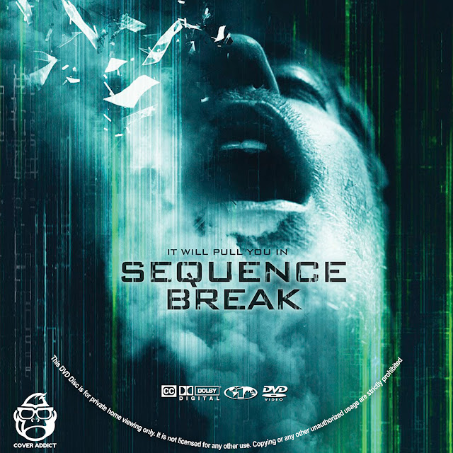 Sequence Break DVD Label