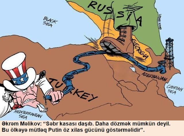 Rus olmasaydı indi Yupiterə uçardıq!