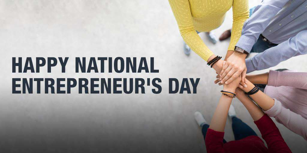 National Entrepreneur's Day Wishes Pics