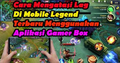 Fix, Cara, Mengatasi, Lag, Ping Merah, Patah Patah, Di, Mobile Legend, ML, android, trik, solusi, hp,