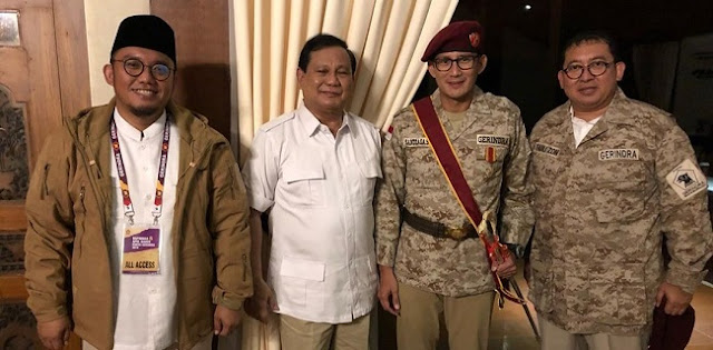 Kembali ke Gerindra, Sinyal Kuat Sandiaga Uno Masuk Kabinet Jokowi