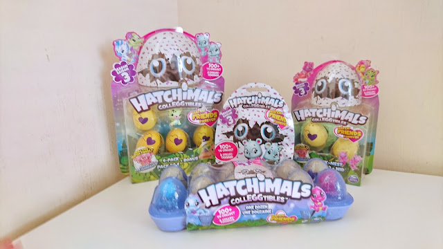 Hatchimals CollEGGtibles Season three ( 3 ) from Spin Master review on Us Two Plus You