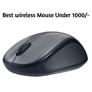 Best Wireless Mouse Under 1000/-