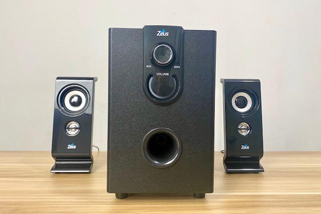 Zeus x Fujisan A-350 Desk Speaker