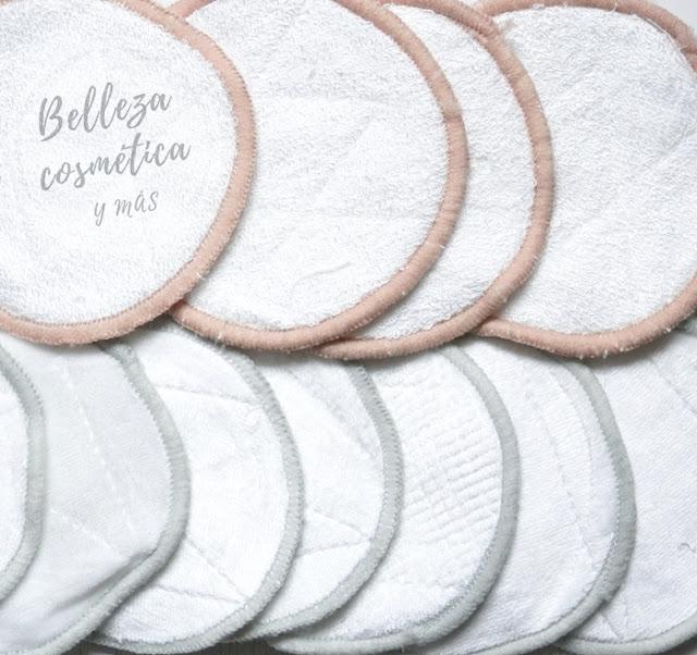 alternativas discos algodón desechables