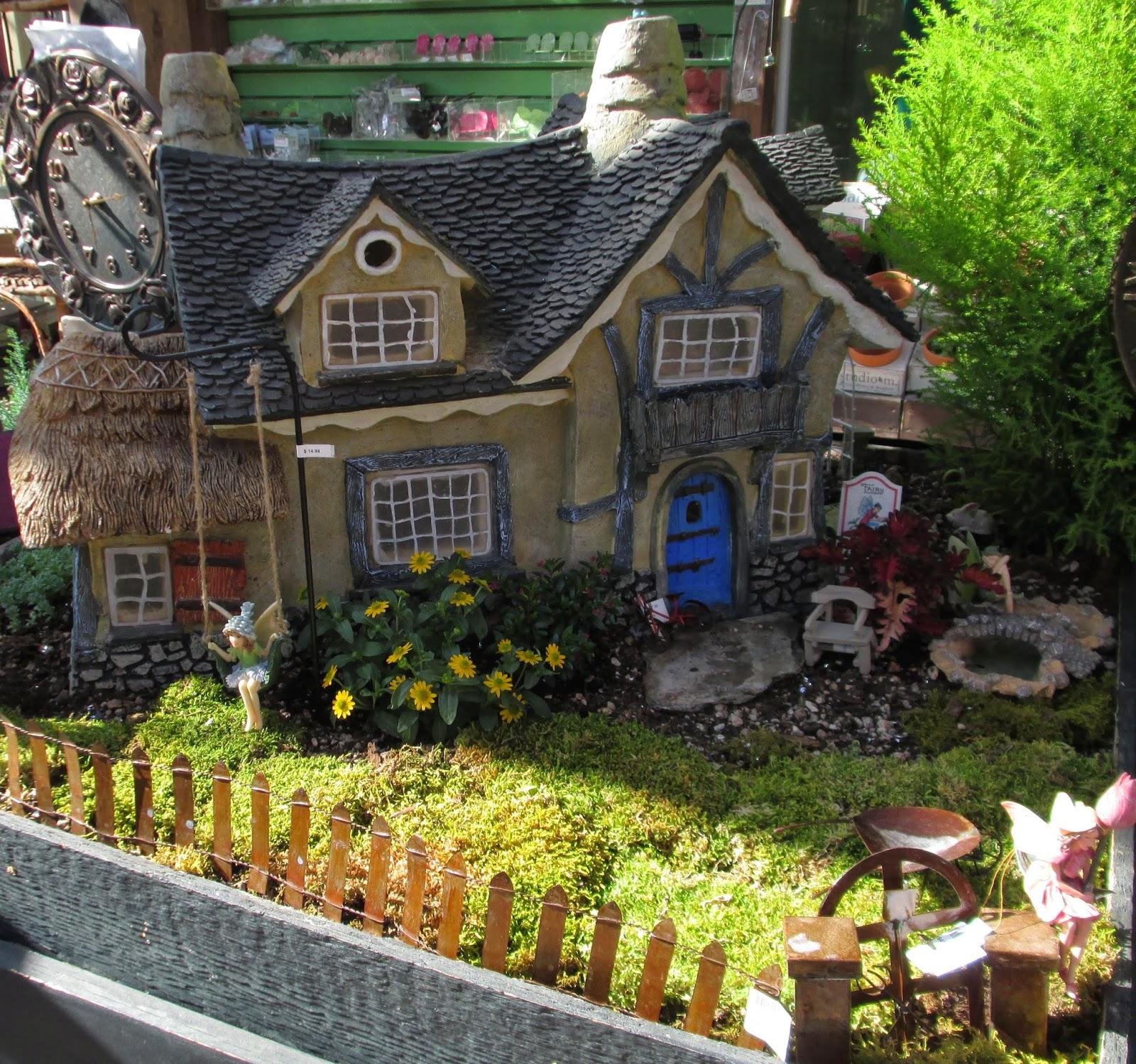 Edible Landscaping And Fairy Gardens: Susan's In The Garden