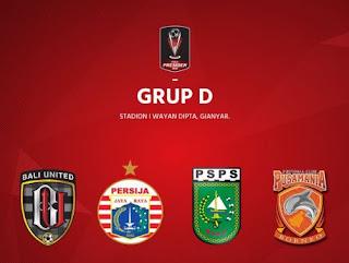 Jadwal Piala Presiden Jumat 19 Januari 2018 - Siaran Langsung Indosiar & OChannel