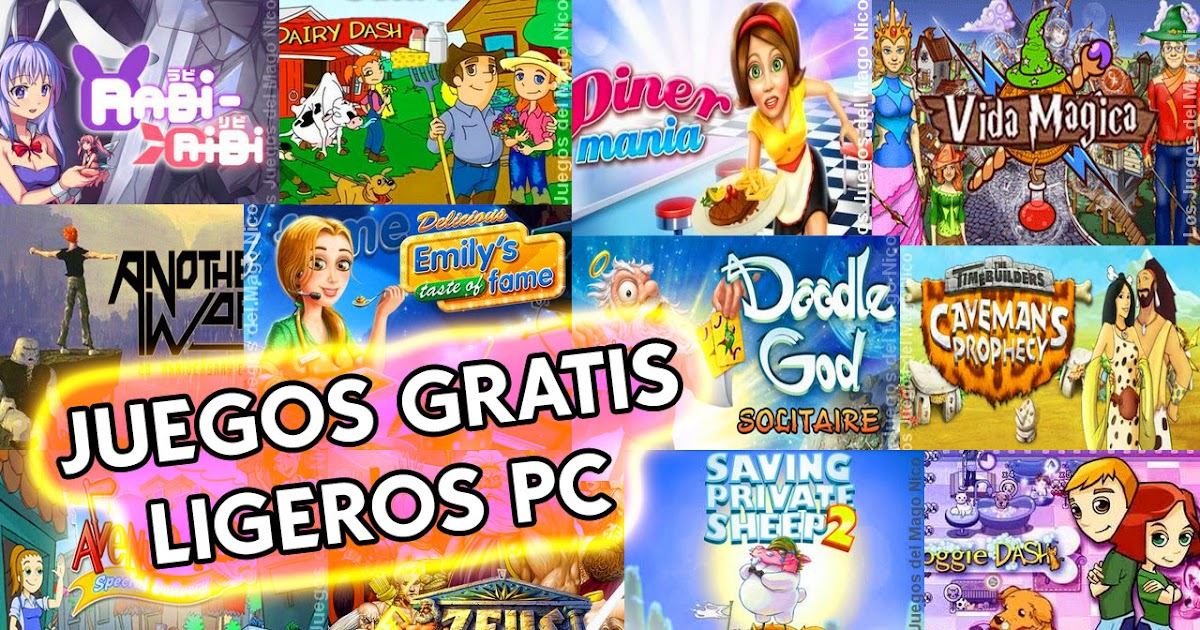 paginas para descargar juegos para pc 2019