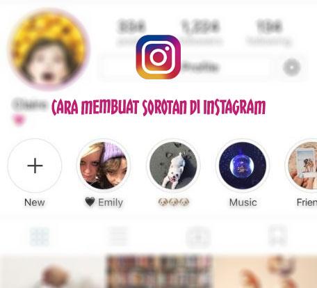3000+ Gambar Cover Sorotan Di Instagram  Paling Keren