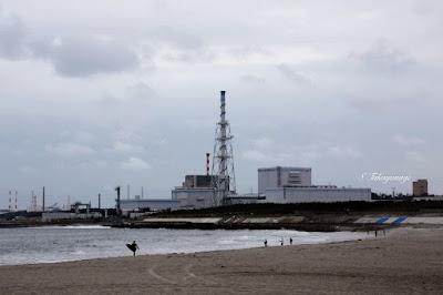 日本の風景 原子力発電所東海村