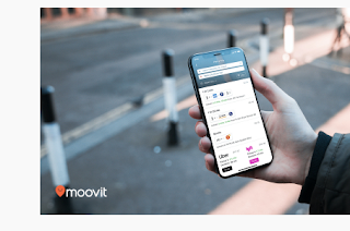 Intel acquires Moovit for Urban Mobility App