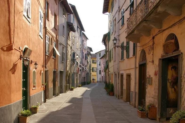 Brugnato street